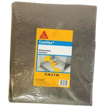 Waterproofing Membrane 1m x 5m CEMFLEX