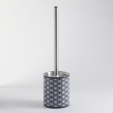 Toilet Brush Holder SENSEA Boheme Grey