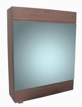 Cabinet door SENSEA Moorea grey 75x60cm