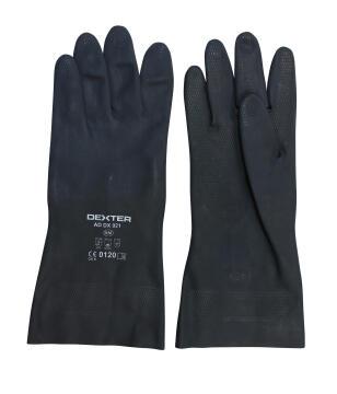 Glove DEXTER Unsupported Neoprene Size 8 Medium