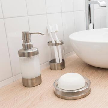 Soap dispenser SENSEA Loft transparent