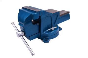 Cast iron vice swivel base 150mm