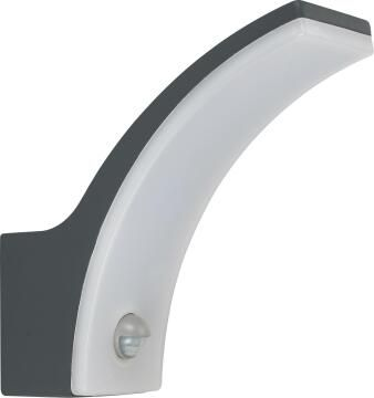 Wall Lamp With Pir,Led 12W,800Lm,4000K,I