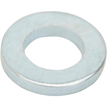 Flat washer narrow middle zinc plated D6mm 40pc standers