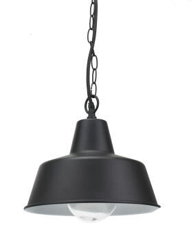 Pendant Lamp,E27 Max.60W,Ip44,Metal,Matt