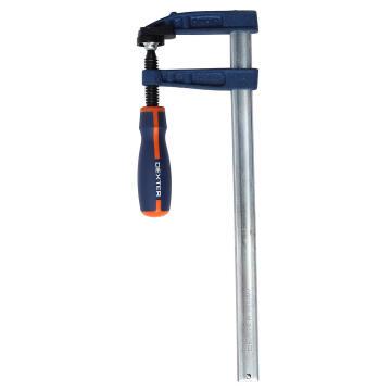 F clamp bi material handle DEXTER 80x300mm