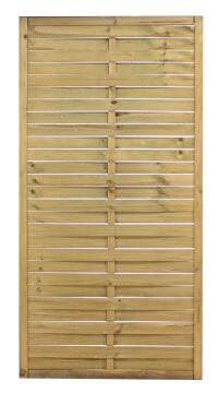 Screen Wooden Natura 90 cm x 180 cm