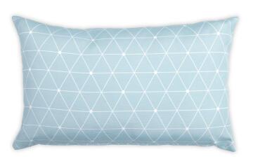 CUSHION 30X50CM ANTARES BALTIC BLUE 5