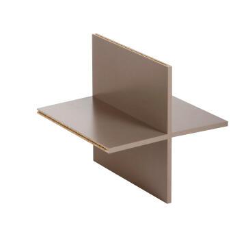 Cube divider taupe Multikaz