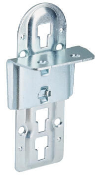 Bed fitting adjustable hettich