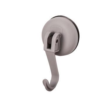 Shower Suction Hook SENSEA Easy grey