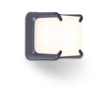 Armor Led Wall Light 11W Graphite