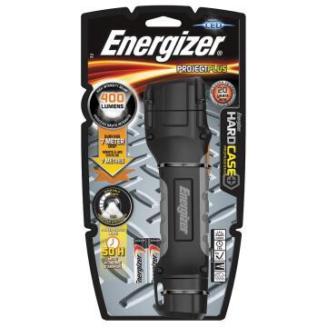 FLASHLIGHT ENERGIZER BLACK AND GREY