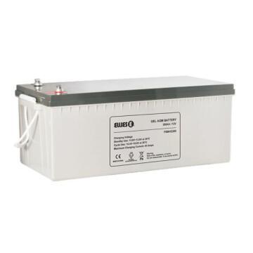 Battery solar hybrid gel ELLIES 200AH