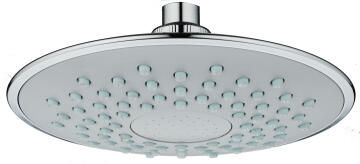 Shower head 1jet acs chrome Tuina d20CM