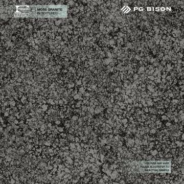 Kitchen worktop laminate moss granite L360XD60XT2.8cm