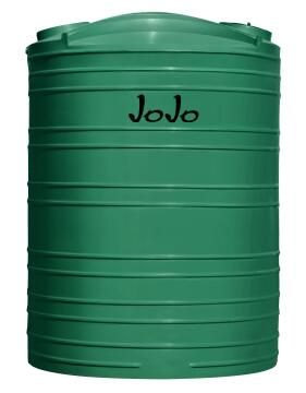 Tank, Water Tank, Green, JOJO, 10 000 liter