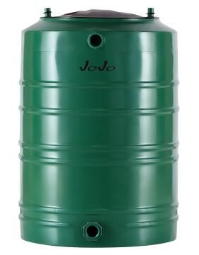 260LT VERTICAL WATER TANK GREEN