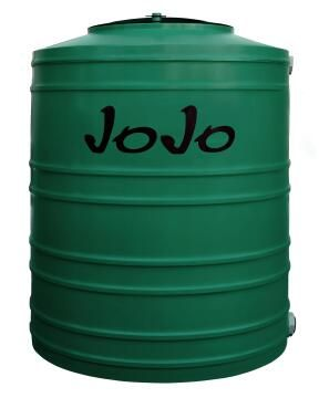 500LT VERTICAL WATER TANK JOJO GREEN