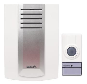 Door chime wireless 1 receiver - 1 transmitter ELLIES