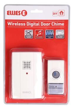 D CHIME WLESS 1R-1T ELLIES