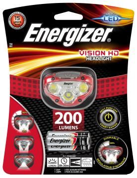 Head light HD ENERGIZER
