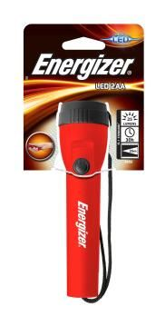 FLASHLIGHT ENERGIZER RED SMALL