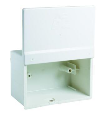 J.BOX SINGLE SOCKET 140X95X75MM