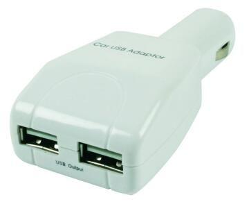 car charger 2xUSB