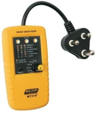 SOCKET E TESTER M.TECH MT310