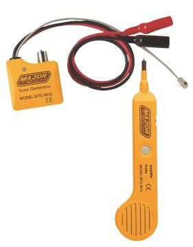 Cable and phone tracer tester MAJOR TECH