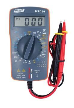 Multimeter compact MAJOR TECH