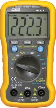 MULTIMETER AUTOMATIC M.TECH