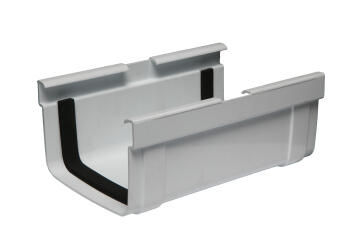 UPVC Gutter Union Clip STREAMLINE