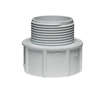 "Adapter bsp MARLEY male 1,25"" x 50mm"