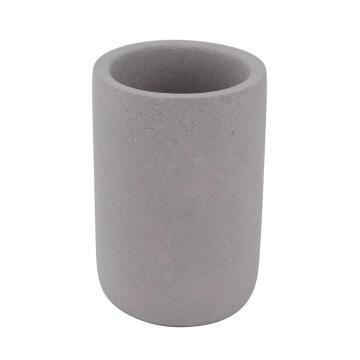 Tumbler resin SENSEA Apollon light grey