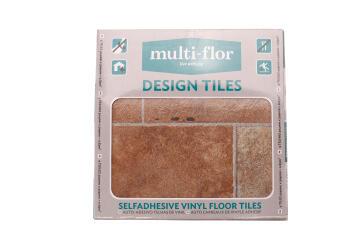 Vinyl Floor Tile Self-Adhesive Design Tile 3804 30.5X30.5cm (0.83m2/pack)