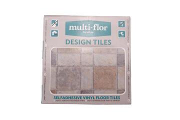 Vinyl Floor Tile Self-Adhesive Design Tile 3901 30.5X30.5cm (0.83m2/pack)