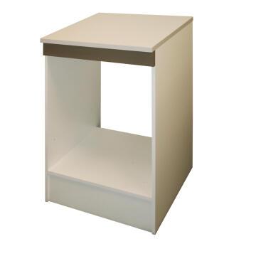 Kitchen base cabinet kit oven SPRINT espresso L60cmxH87cmxD60cm