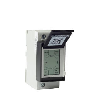 Timer digital DIN rail CBI ELECTRIC touch screen