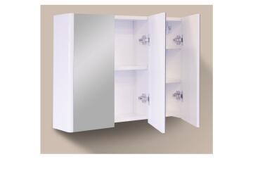 1200 cuba mirror - white