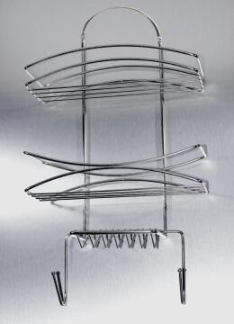 Bathroom rack wall mounted