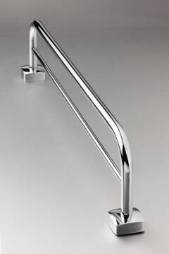 Double rail wall mounted rieti