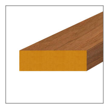 Wood Strip PAR (Planed-All-Round) Okoume-22x69x2400mm