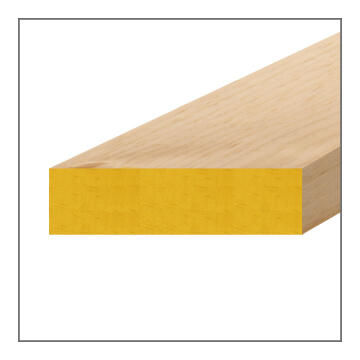 Wood Strip PAR (Planed-All-Round) Okoume-22x94x2400mm