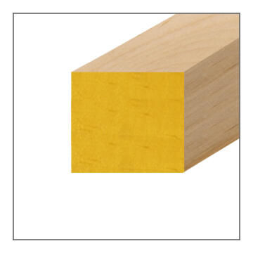 Wood Strip PAR (Planed-All-Round) Pine-44x44x3000