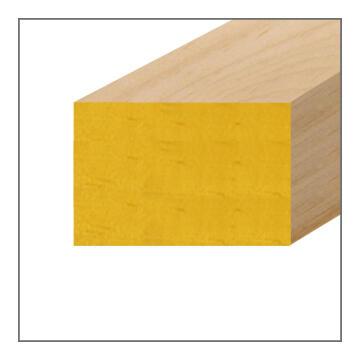 Wood Strip PAR (Planed-All-Round) Pine-44x69x3000mm