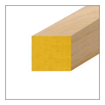 Wood Strip PAR (Planed-All-Round) Pine-22x22x2400mm