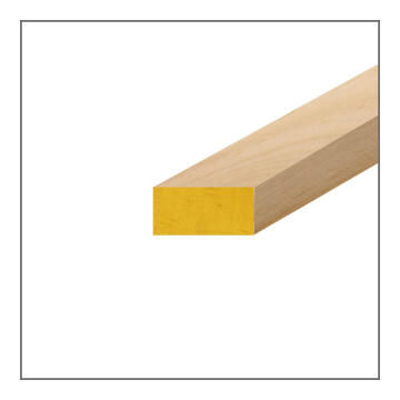Wood Strip PAR (Planed-All-Round) Pine-32x44x1800mm