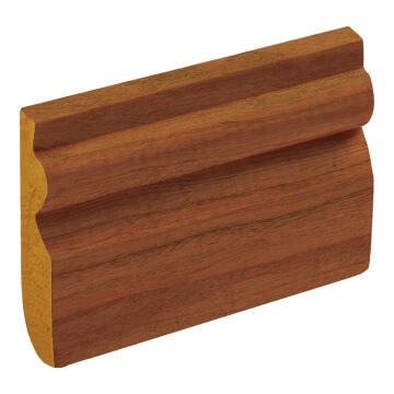 Skirting Hardwood Reversible-13x70x3000mm